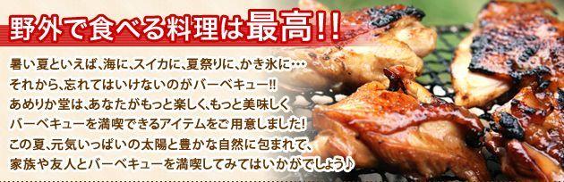 野外で食べる料理は最高!!