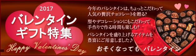 【あめりか堂】バレンタイン特集2017-おそくなってごめんね