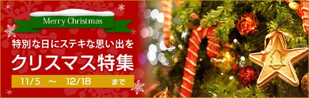 【あめりか堂】特別な日にステキな思い出を『クリスマス特集』