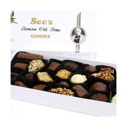画像2: 【バラエティー】See's シーズチョコレート 1ポンドボックス 445g 1箱 アメリカ製
