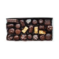 画像1: 【ダークチョコレート】See's シーズチョコレート 1ポンドボックス 445g 1箱 アメリカ製