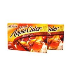 画像1: アメリカの家庭の味! アップルサイダー 10袋 x 2箱 アメリカ製