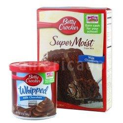 画像3: ベティークロッカー スーパーモイストケーキミックス & フロスティング セット