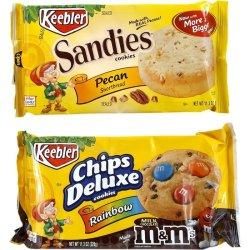 画像1: Keebler キブラー クッキー 2種類セット