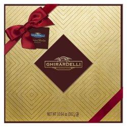 画像1: ギラデリ プレミアムチョコレート ゴールドギフトボックス 302g