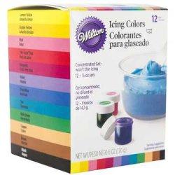 画像1: Wilton Icing Color ウィルトン アイシングカラー 12色