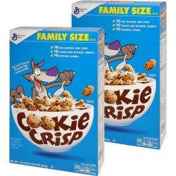 画像1: クッキー クリスプ  チョコチップクッキー味 ファミリーサイズ 2個