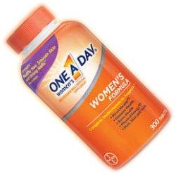 画像1: One A Day 女性用 マルチ ビタミン 1日1錠 300錠 米Bayer社