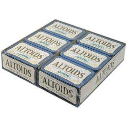 画像1: アルトイズ ウインターミント キャンディー 12個