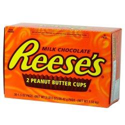 画像1: Reese's リーシーズ ピーナッツバターカップ 1.53kg