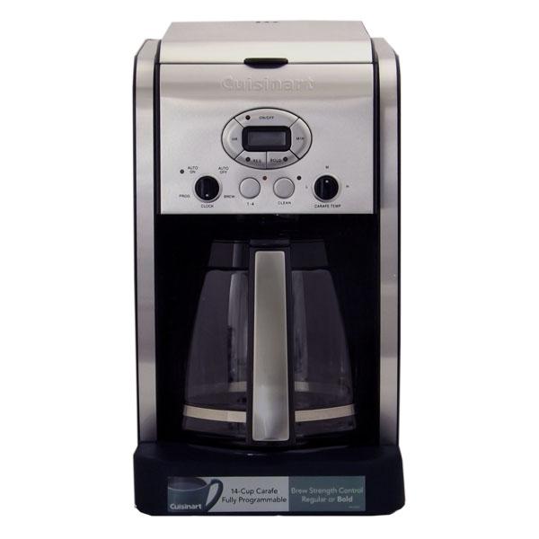 クイジナート ブリューセントラル 14カップ コーヒーメーカーcbc 5200pc