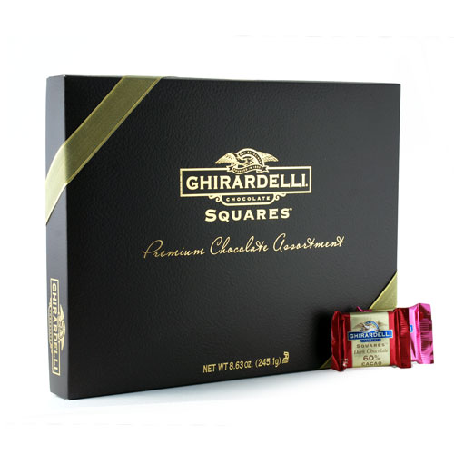 ギラデリー プレミアムチョコレートアソート ギフトボックス